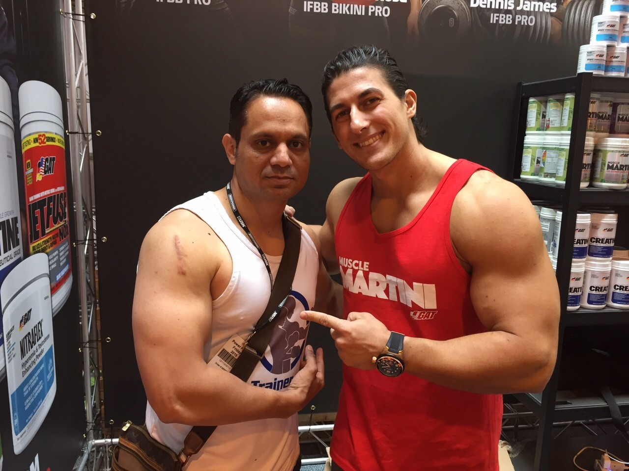 the largest fitness expo in the world