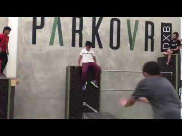 Kids Parkour