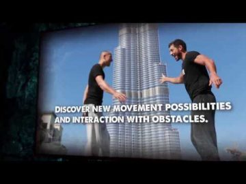Parkour DXB at Fitness Expo Dubai